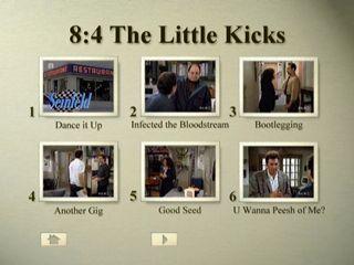 Episode 4 The Little Kicks